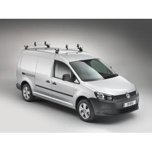 KammBar Set van 2 Caddy L1 en Caddy Maxi (incl. ladingstops)